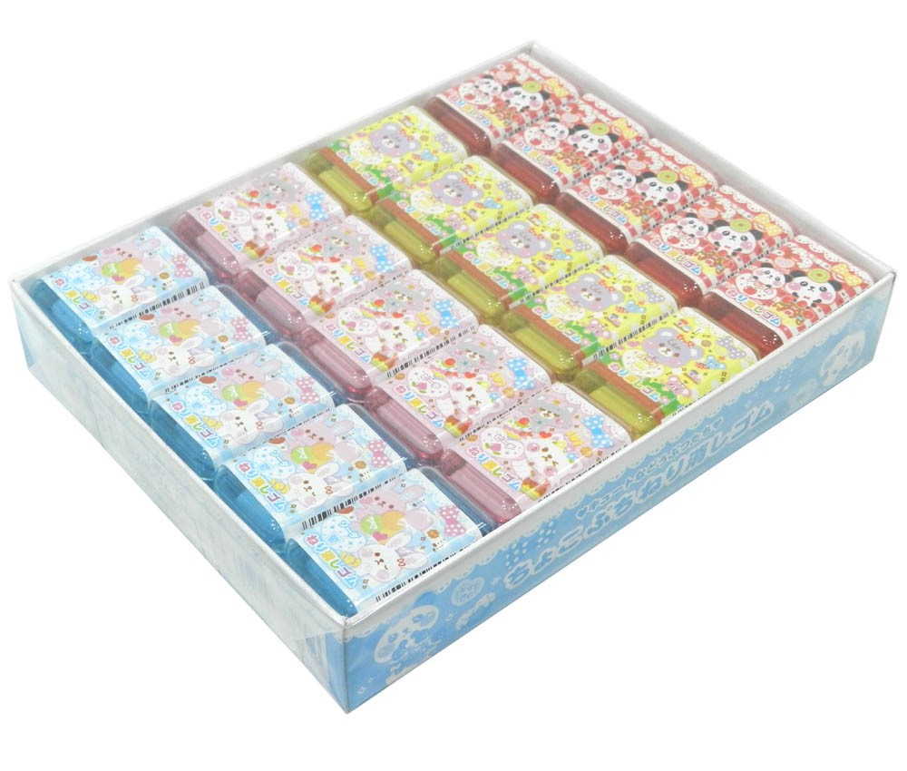 [Lemon] Kneading Eraser Chokobuchi (Assortments may changed.without notice)
