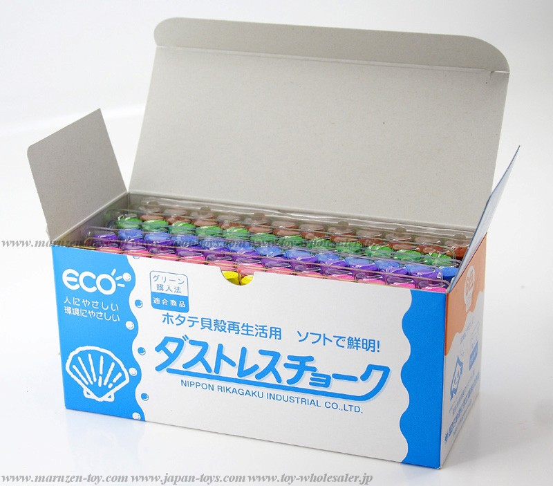 Nihon Rikagaku Industry - Dustless Chalk