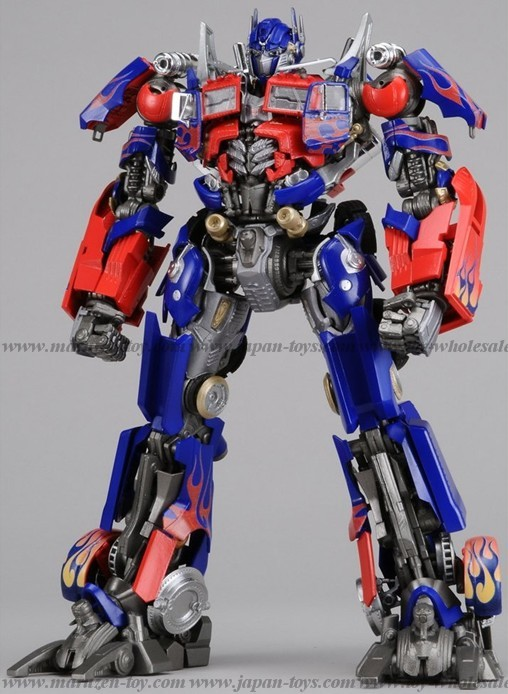 Hobby Special Limited! [TakaraTomy] TRANSFORMERS Movie DUAL MODEL KIT DMK01 Optimus Prime
