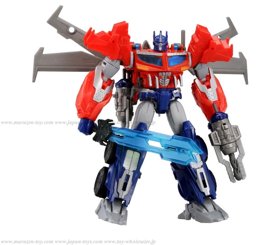 TakaraTomy Transformers Go! G11 Hunter Optimus Prime