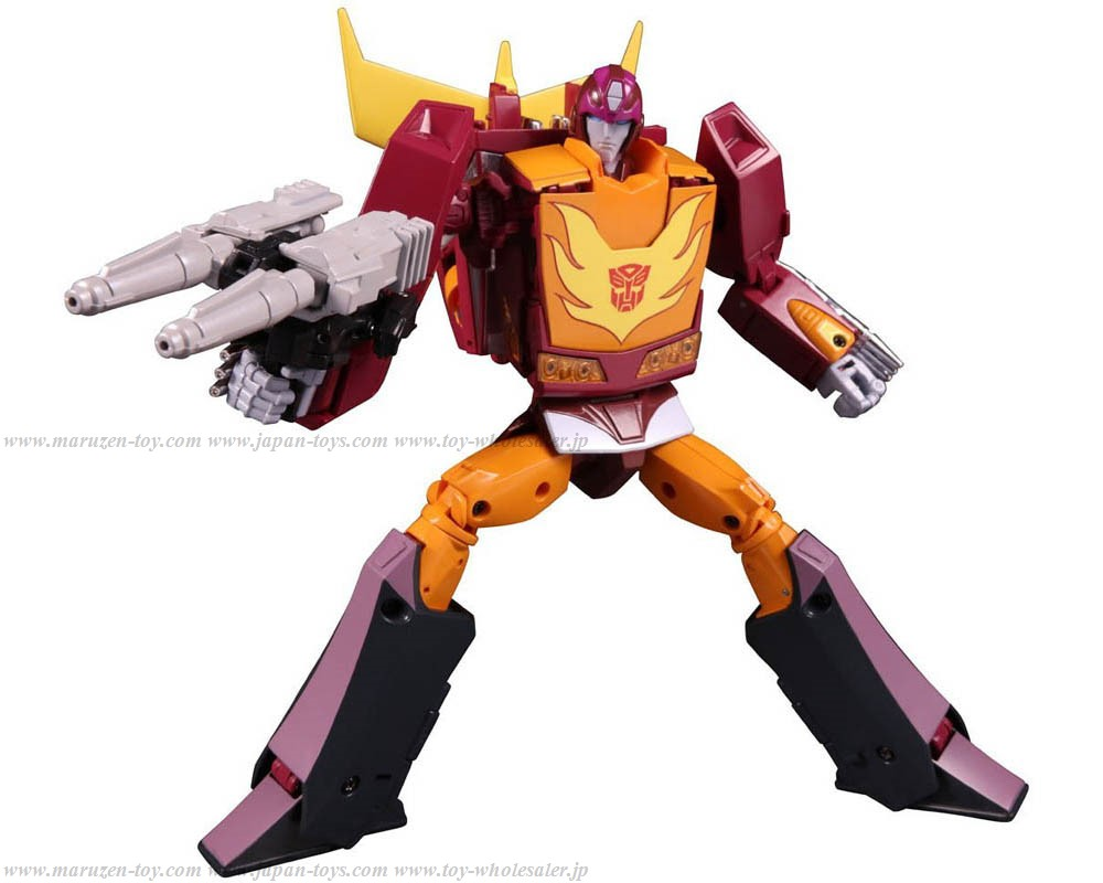 [TakaraTomy] Transformers Masterpiece MP-40 Targetmaster Hot Rodimus
