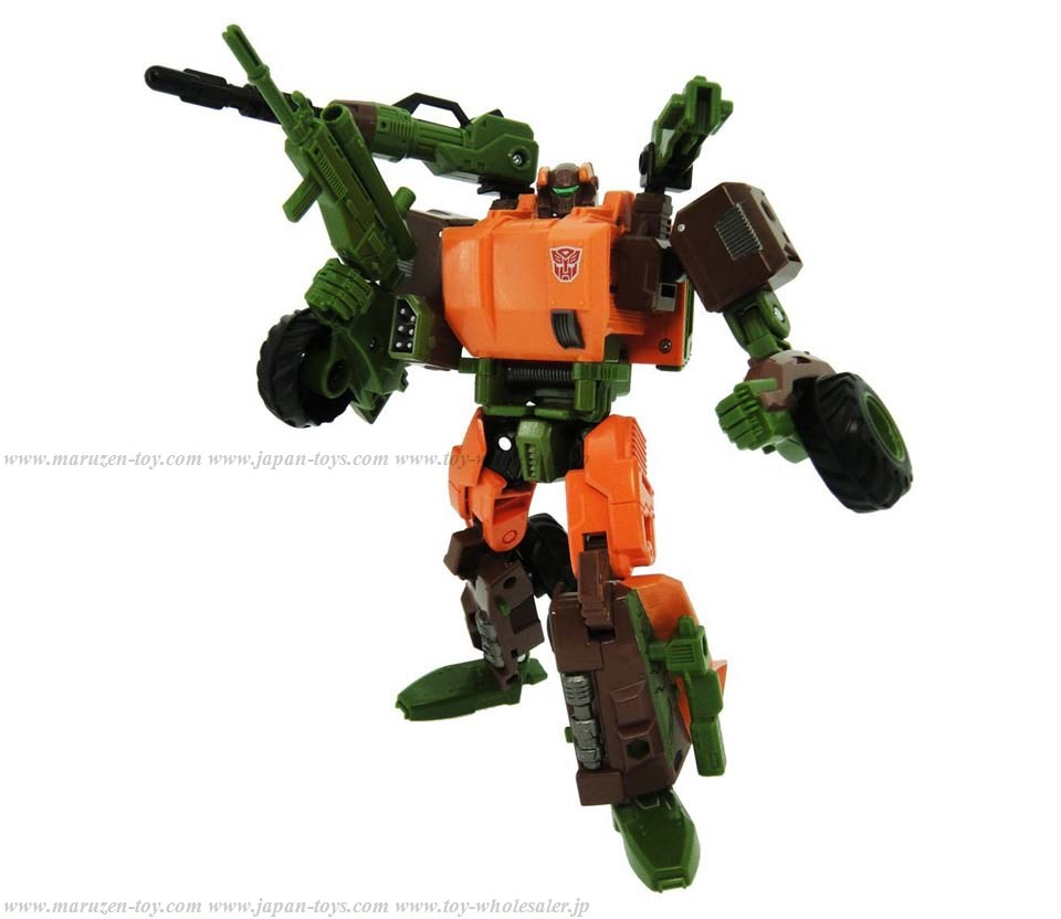 [TakaraTomy] Transformers Legends LG04 Roadbuster