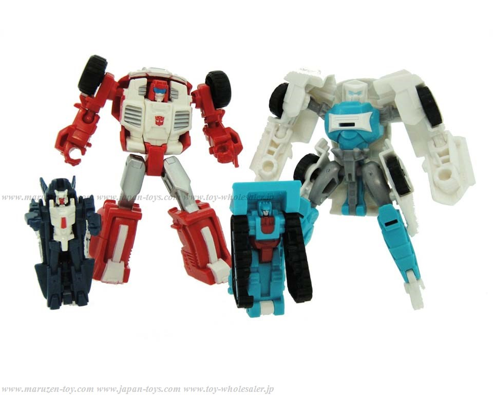 [TakaraTomy] Transformers Legends LG08 Swarp and Tailgate