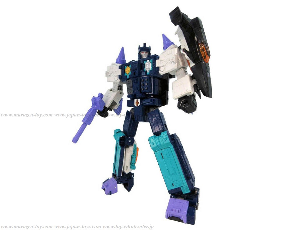 [TakaraTomy] Transformers Legends LG60 Overlord