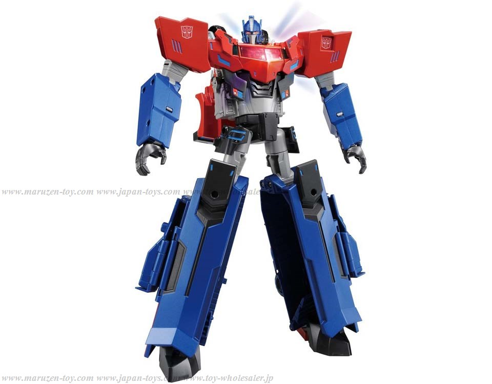 TakaraTomy Transformers New Anime Series TAV21 Optimus Prime