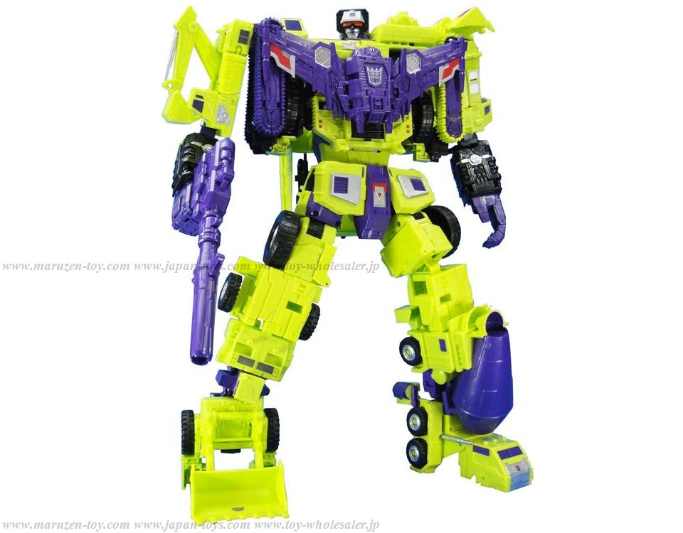 [TakaraTomy] TRANSFORMERS UNITE WARRIORS UW04 Devastator