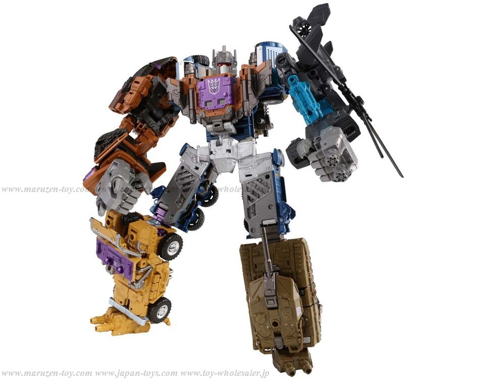 [TakaraTomy] TRANSFORMERS UNITE WARRIORS UW07 Bruticus