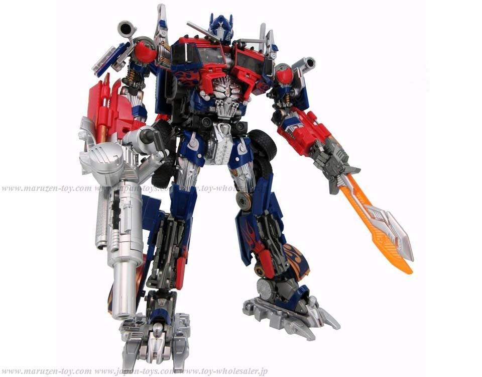[TakaraTomy] Transformers Movie MB-11 10th Anniversary Optimus Prime
