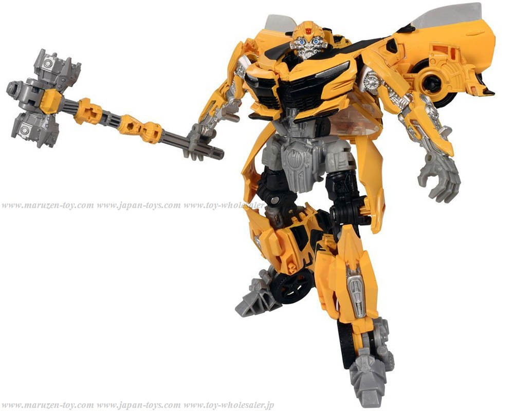 [TakaraTomy] Transformers Movie MB-18 Warhammer Bumblebee