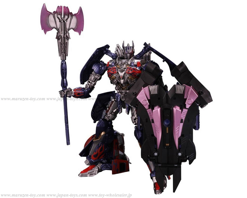 [TakaraTomy] Transformers Movie MB-20 Nemesis Prime