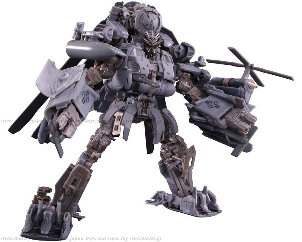 [TakaraTomy] Transformers 08 Blackout(Temporary Name)