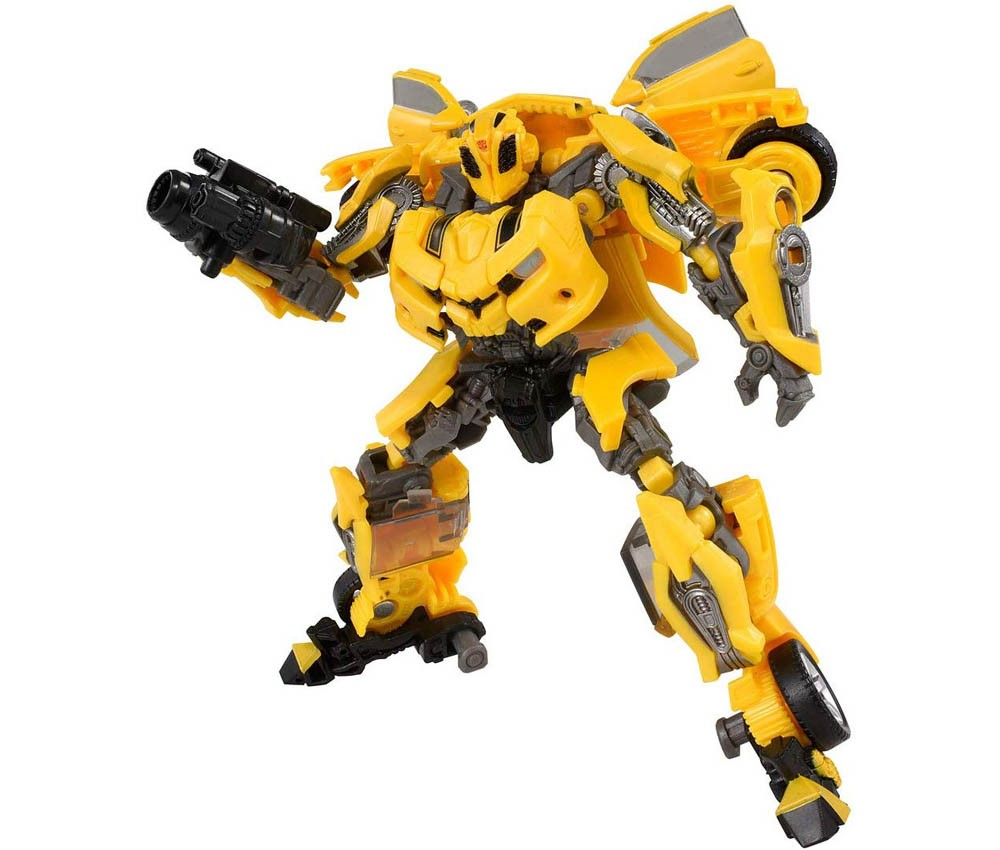[TakaraTomy] Transformers 40 New Bumblebee(Temporary Name)