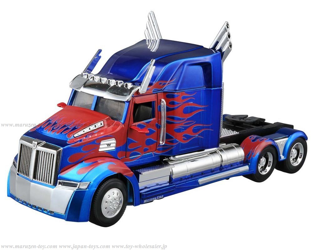[TakaraTomy] Transformers Diecast Vehicle The Last Knight ver. 1/24 Optimus Prime