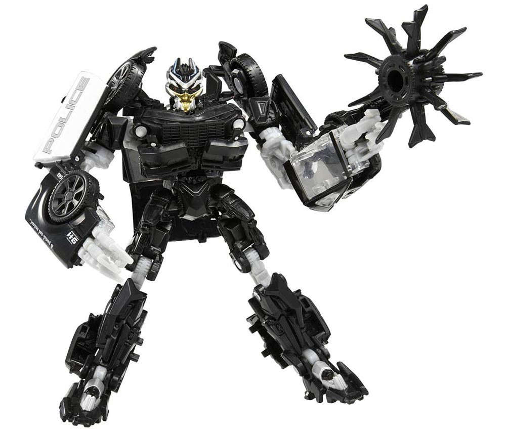 [TakaraTomy] Transformers Studio Series SS-21 Decepticon Barricade(Temporary Name)
