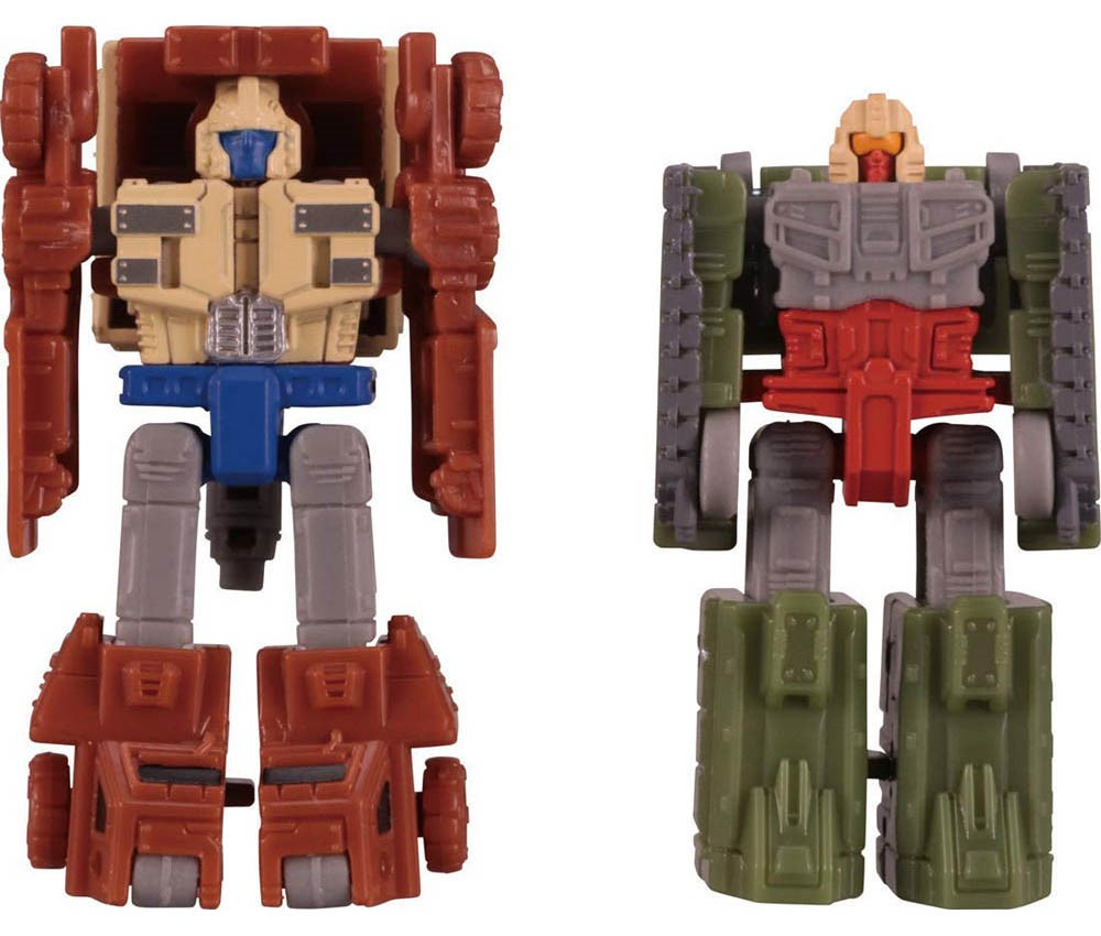 [TakaraTomy] Transformers SG-09 Top-Shot & Flack