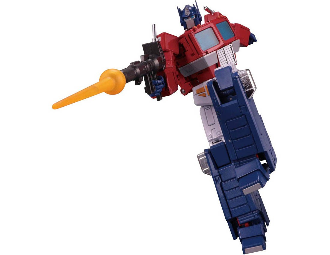 [TakaraTomy] Transformers Masterpiece MP-44 Convoy Ver.3.0