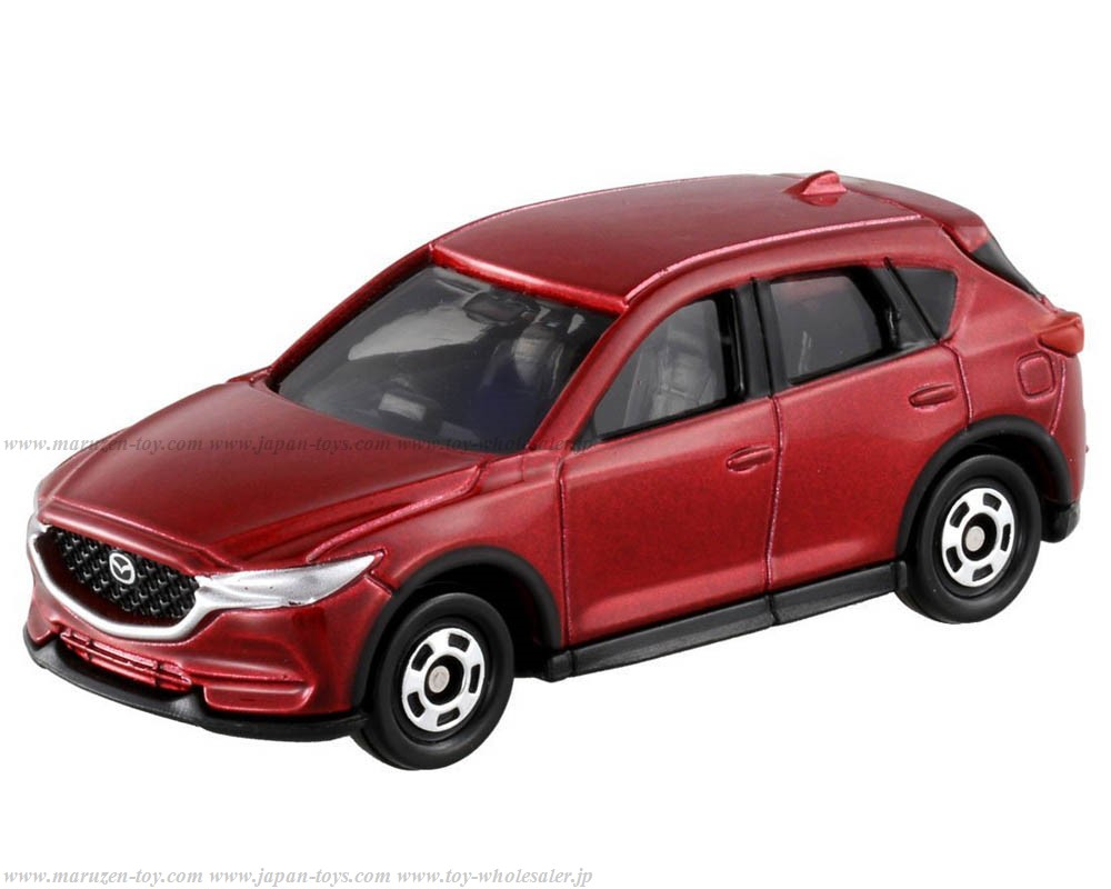 [TakaraTomy] BOX Tomica No.24 MAZDA CX-5(Box)