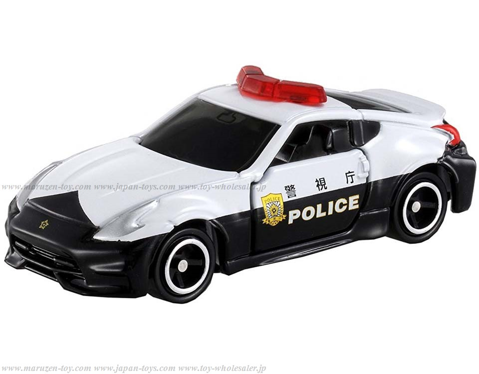 [TakaraTomy] BOX Tomica No.61 Nissan Fairlady Z nismo Patrol Car