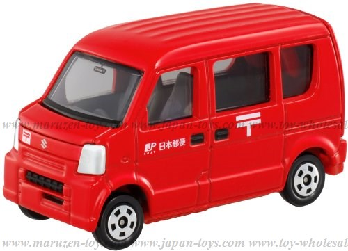 [TakaraTomy] BOX Tomica No.68 Post Office Car