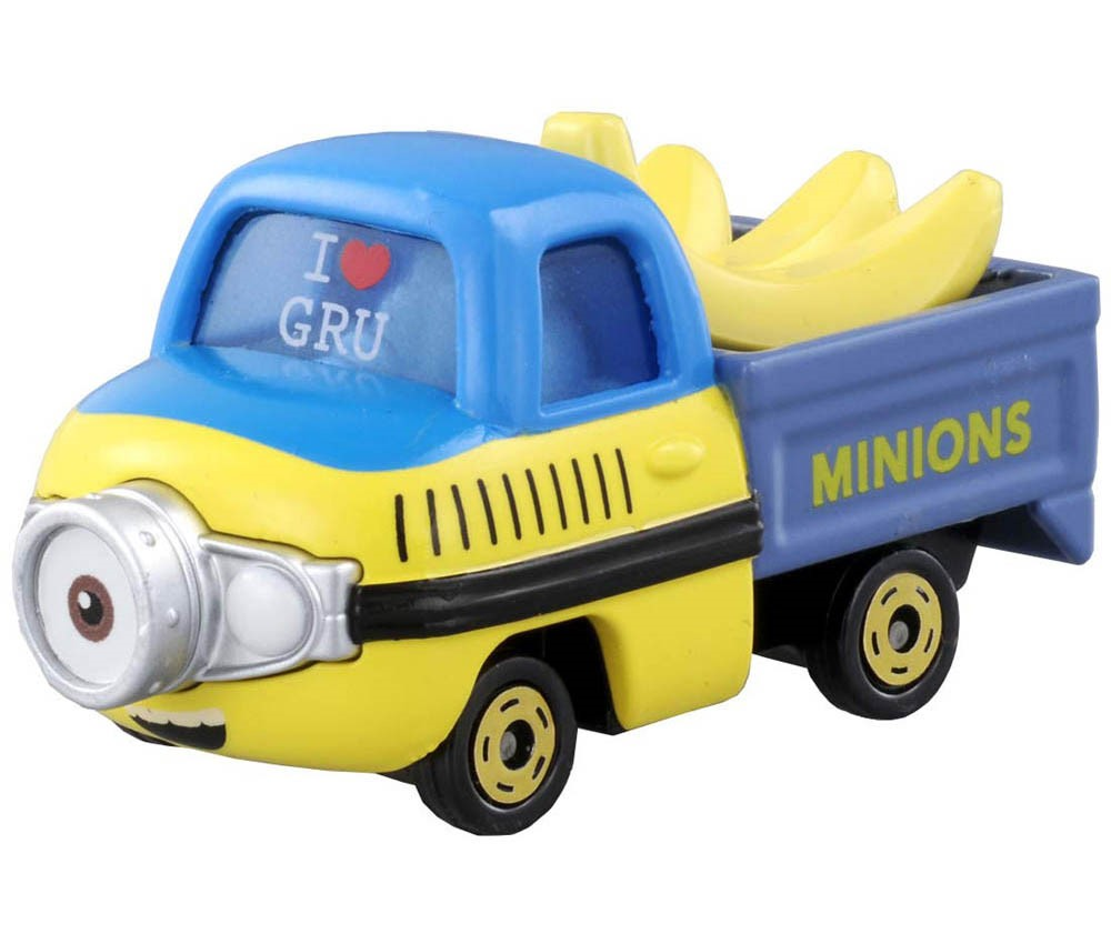 [TakaraTomy] Dream Tomica Minion Collection Cap Mel (Temporary Name)