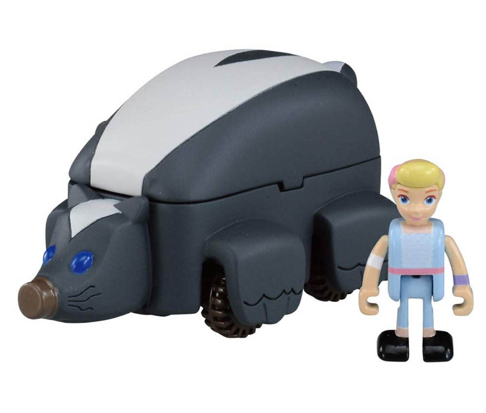 [TakaraTomy] Dream Tomica RideOn Toy Story TS-02 Bo Peep & Minicar S (Temporary Name)