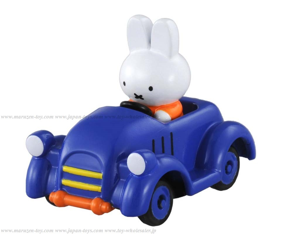 [TakaraTomy] Dream Tomica No.160Miffy
