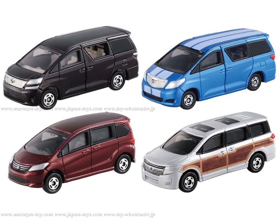 TakaraTomy Tomica Let's Play at Car Port! One Box Car