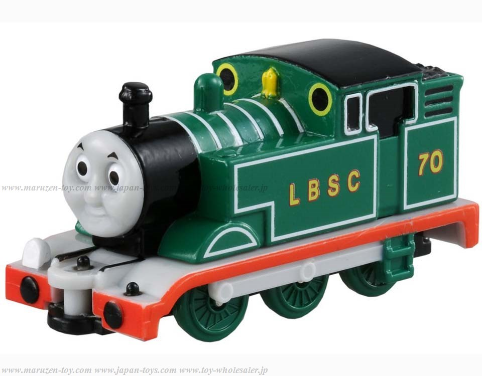 [TakaraTomy] Thomas Tomica 03 Green Thomas