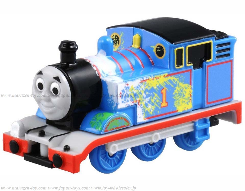 [TakaraTomy] Thomas Tomica 12 2017 Movie Ver. Thomas