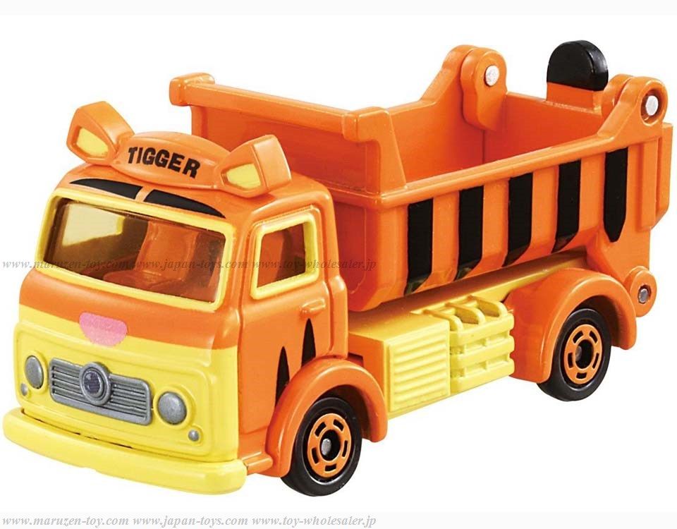 [TakaraTomy] Disney Morters DM-09 Caspal's Tiger