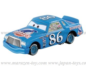 Tomica : CARS Tomica New C-25 Chick Hicks (DINOCO Type)