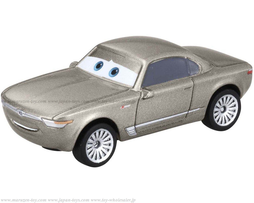[TakaraTomy] Cars Tomica C-46 New CarE(Tentative)
