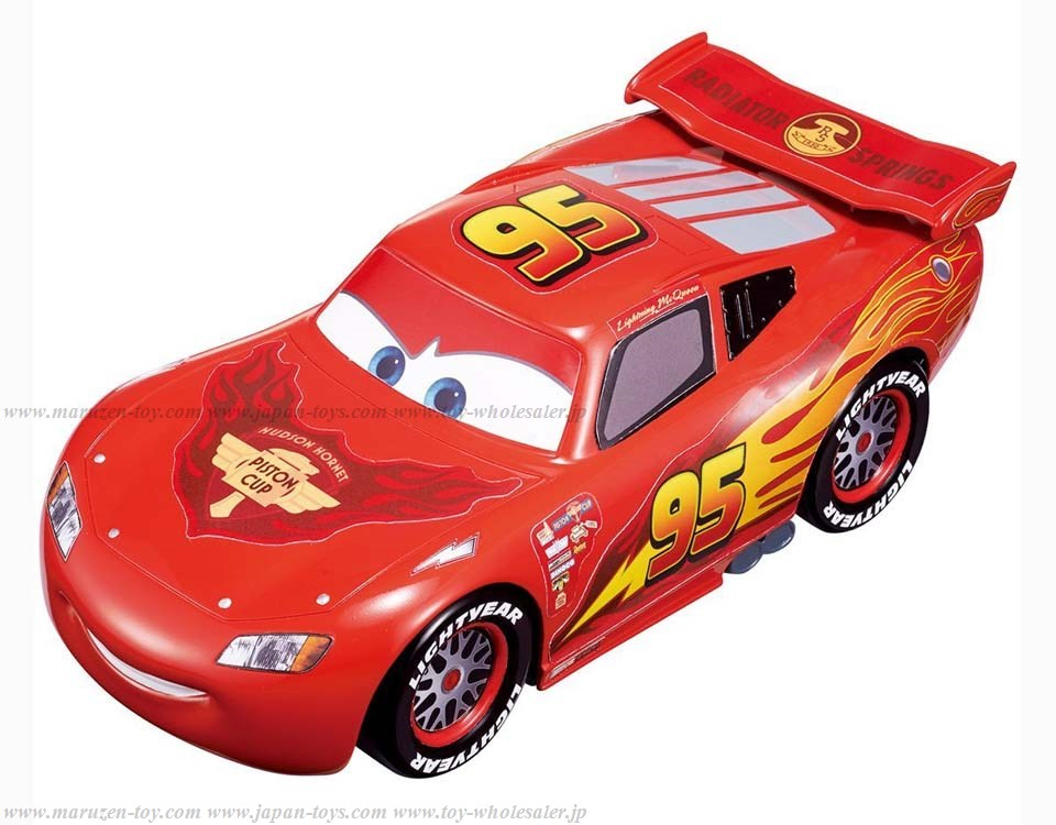 TakaraTomy Cars Tomica Let's Collect Cars Tomica! Big McQueen