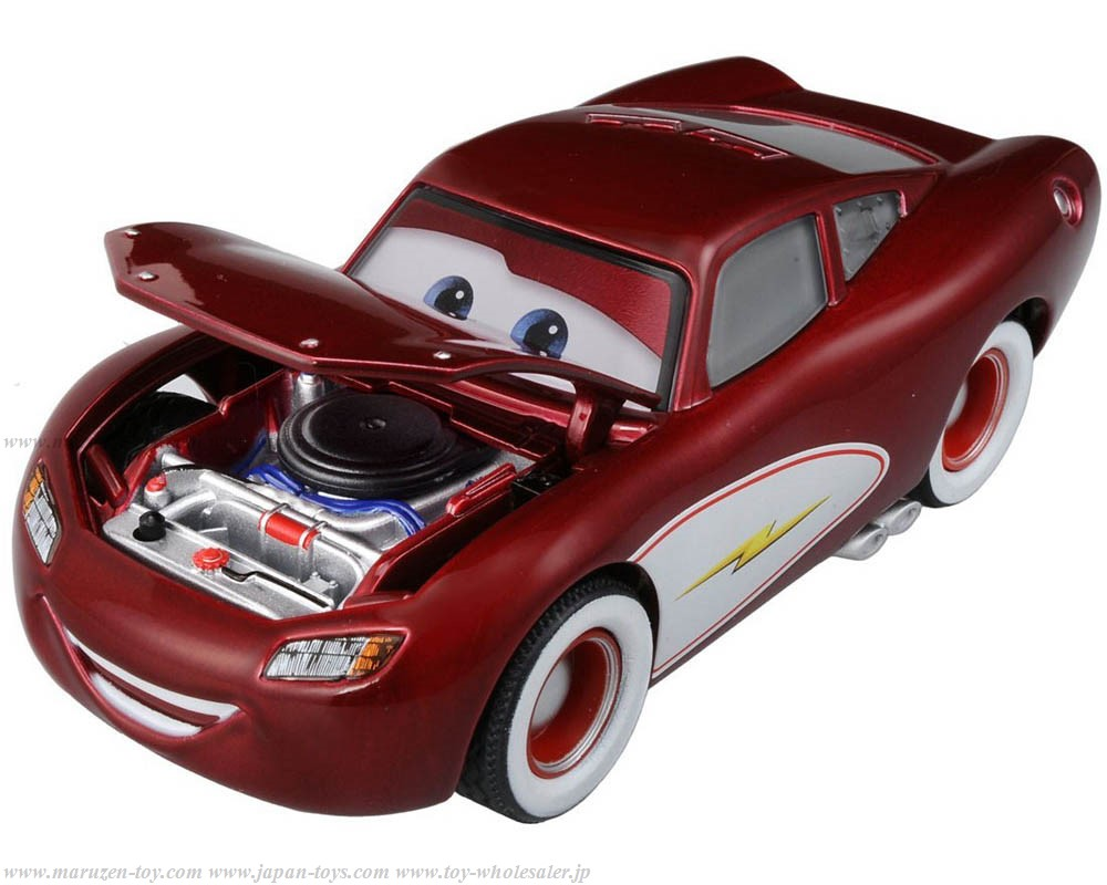 TakaraTomy Cars Tomica Limited Vintage NEO 43 Lightning McQueen(Cruising Type)