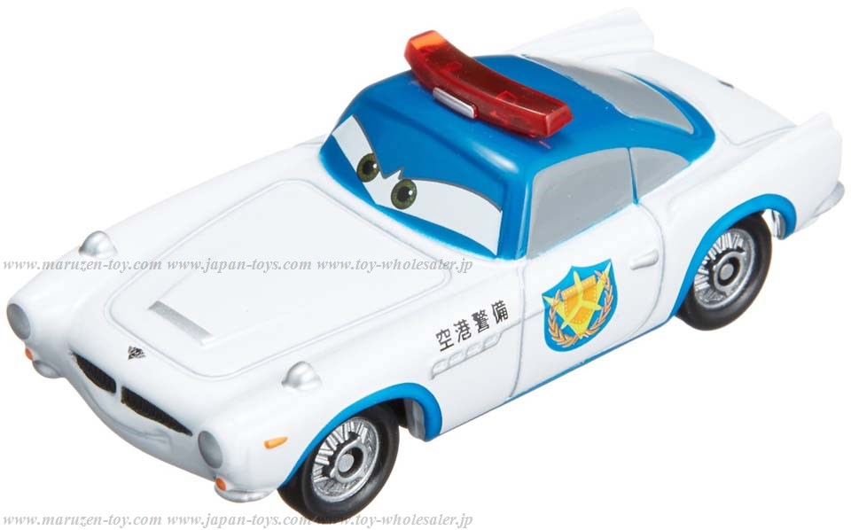 [TakaraTomy] Cars Tomica C-28 Finn McMissile (Airport Patrol)