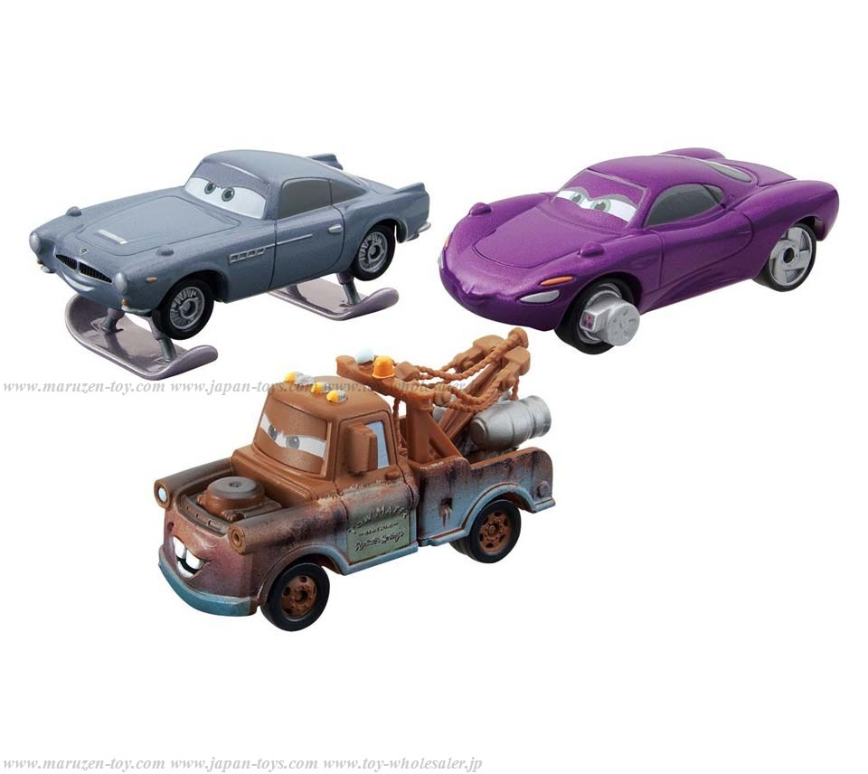 TakaraTomy Cars Tomica : Special Spy Set