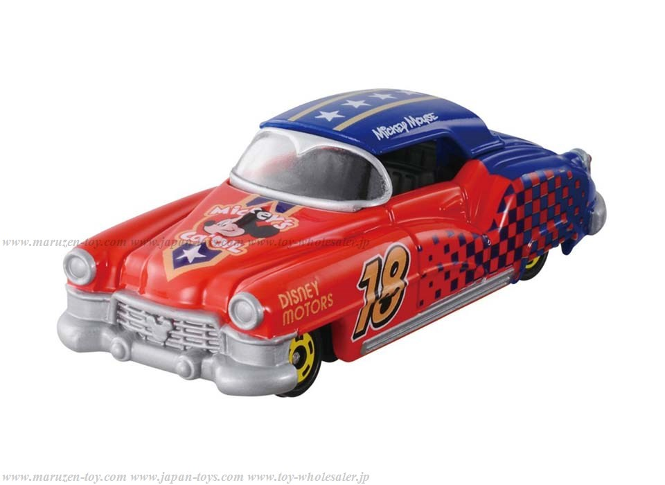 Disney Motors DM-16 Dream Star II Racing Mickey Mouse