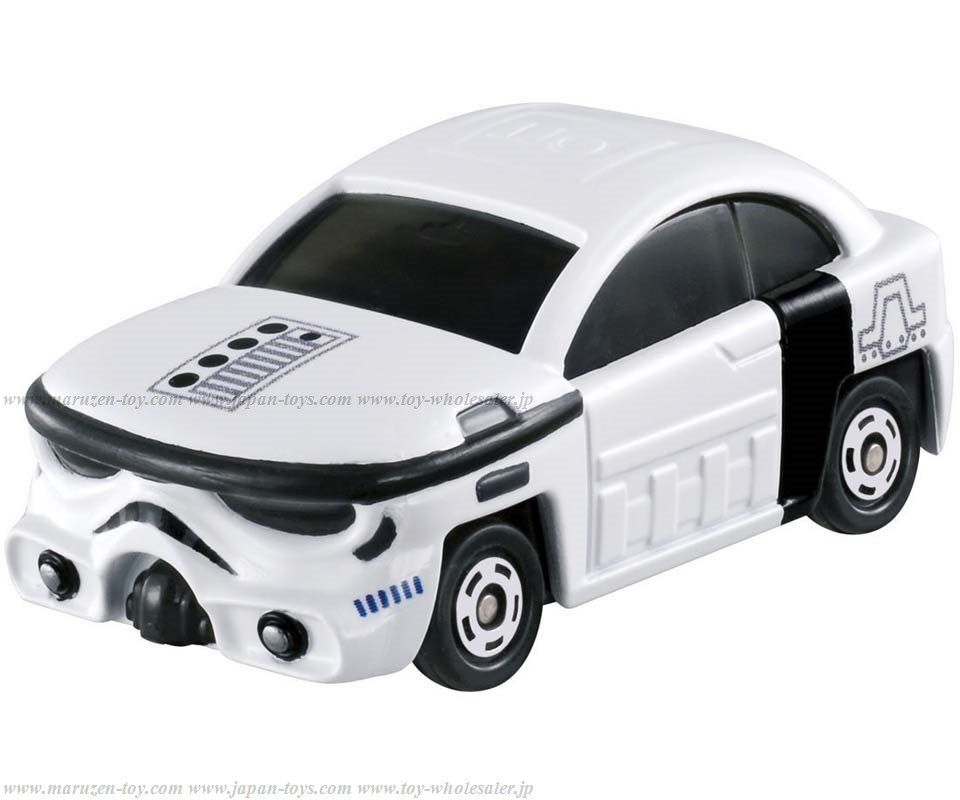 [TakaraTomy] Tomica Star Wars Star Cars SC-02 Star Wars Star Cars Stormtrooper