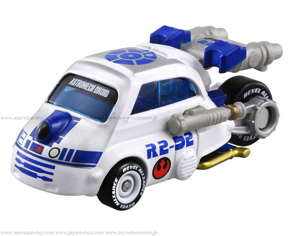 [TakaraTomy] Tomica Star Wars Star Cars SC-03 Star Wars Star Cars R2-D2 Bub200 R