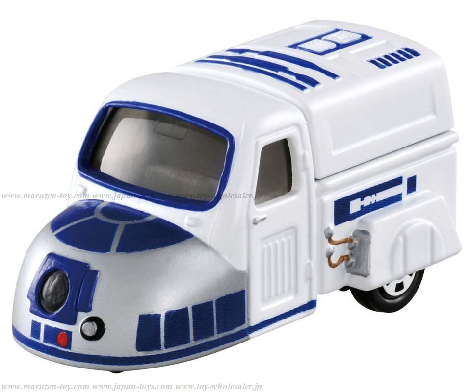 [TakaraTomy] Tomica Star Wars Star Cars SC-03 Star Wars Star Cars R2-D2
