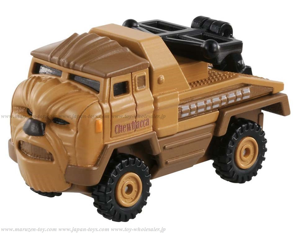 [TakaraTomy] Tomica Star Wars Star Cars SC-10 Star Wars Star Cars - Chewbacca