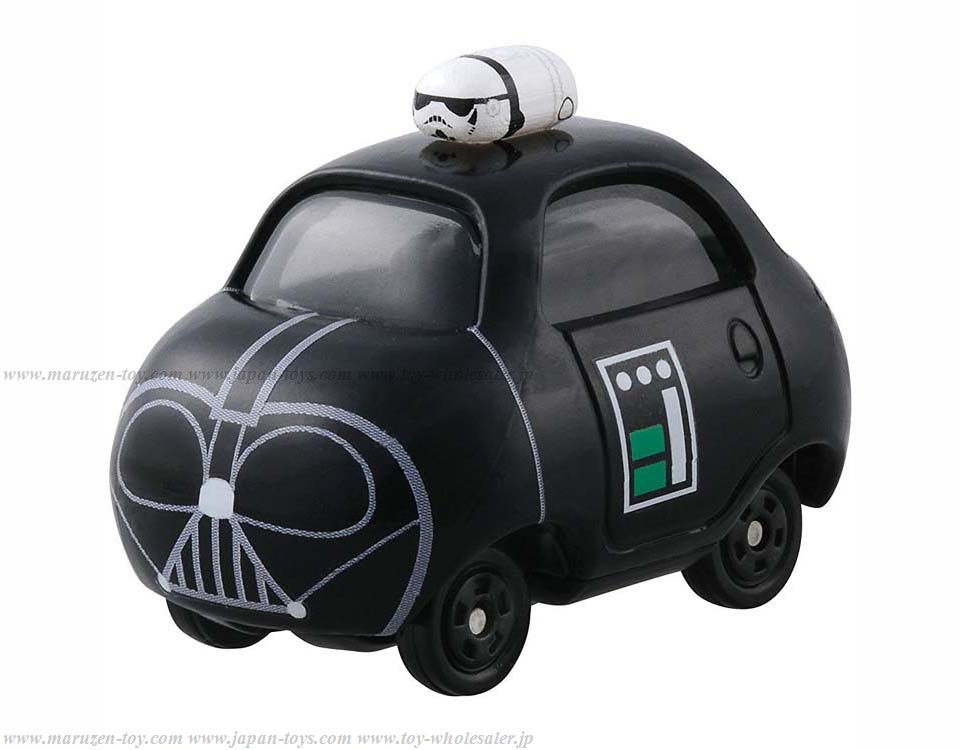 TakaraTomy Tomica Star Wars Star Cars TsumTsum Darth Vader TsumTop